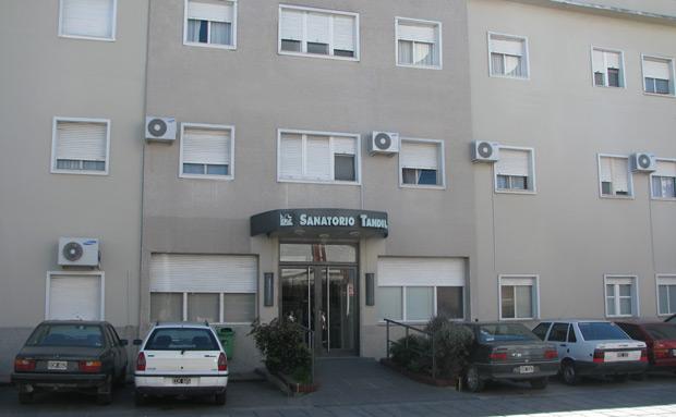 Sanatorio Tandil - Centro quirúrgico