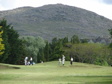 Golf en Tandil