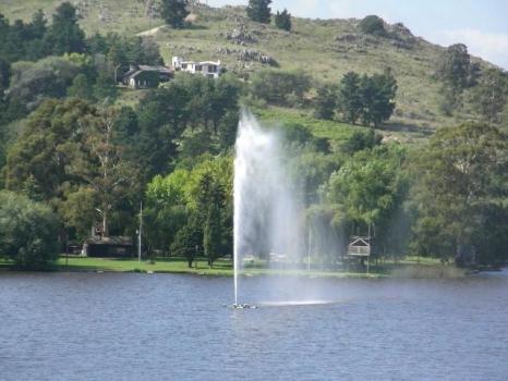 Lago del Fuerte