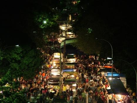 Feria de Artesanos Semana Santa