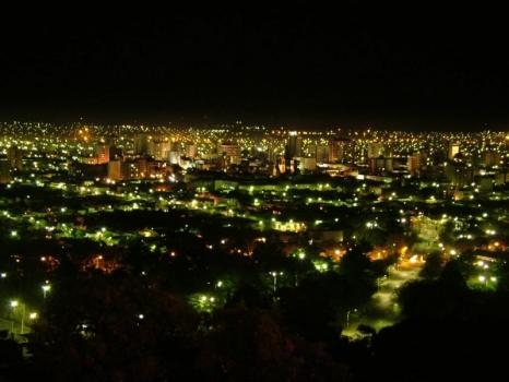 Tandil de noche