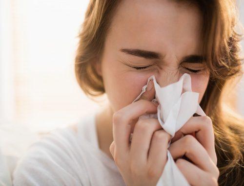 ¿Qué es la Poliposis nasal?